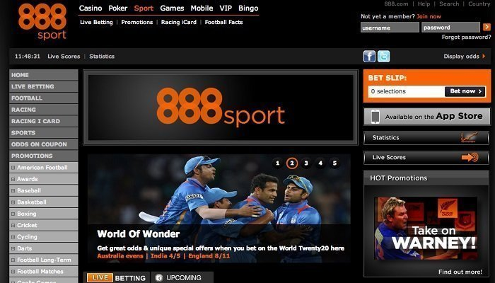 888Sports Review 1