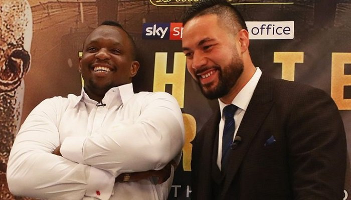 Best Betting Odds on the Whyte v Parker Bout 1