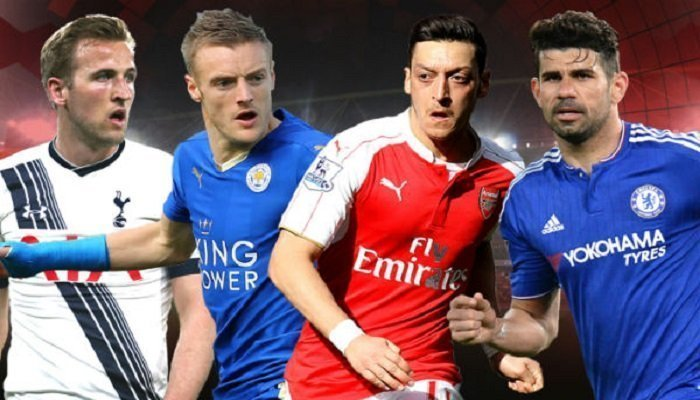 Who will be the Premier League 2018/19 Top Goalscorer? 1