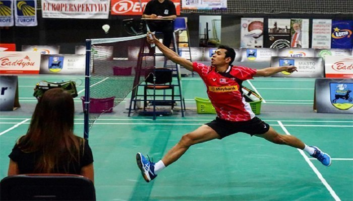 Polish International Badminton Match Betting 1