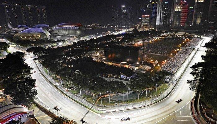 Singapore Grand Prix Outright Winner Betting 1