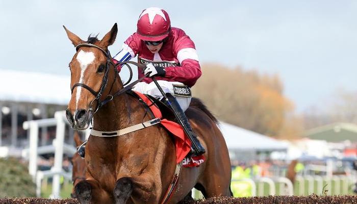 Who Will Win the Irish National Hunt Jockeys Championship? 1