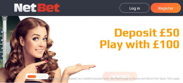 NetBet Casino Review 1