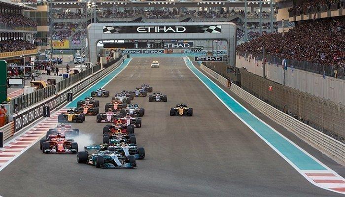 Abu Dhabi Grand Prix Betting 2