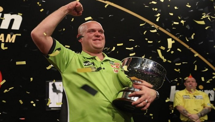 Latest Betting Odds on the Grand Slam of Darts 2018 1