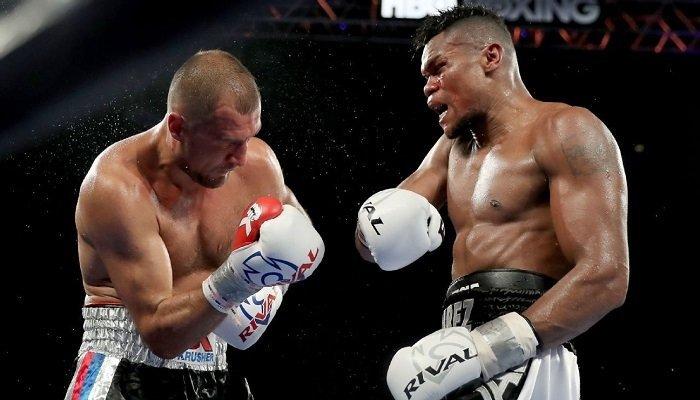 Final Few Boxing Bouts in November 2018 1