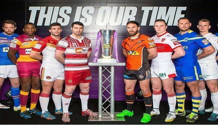 Rugby Super League 2019 Outright Winner Betting 1