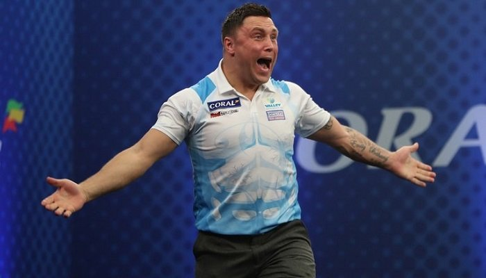 Don't Miss Out on Tonight's World Series Darts Matches 1