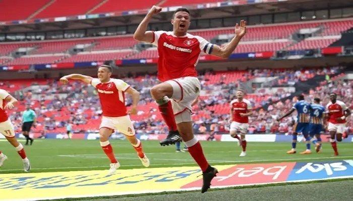 Birmingham City, Brentford and Leeds United Treble 1