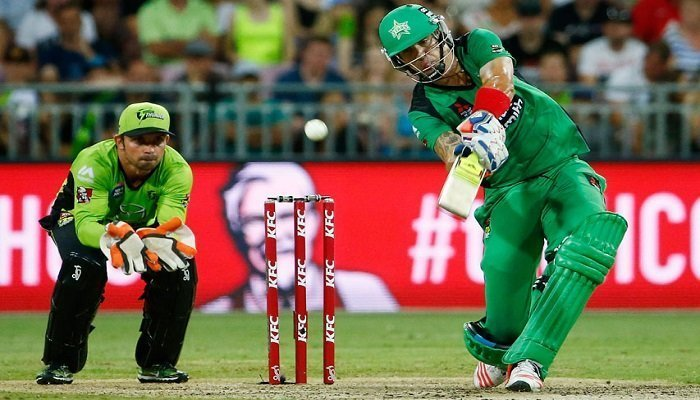 This Week's T20 Big Bash Cricket Matches 1
