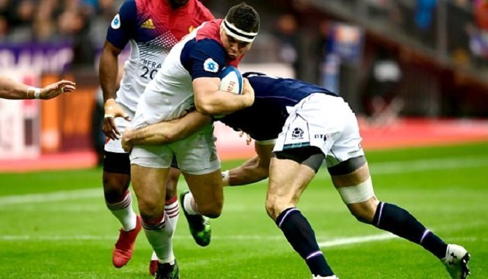 France vs. Scotland Six Nations Match Betting 1