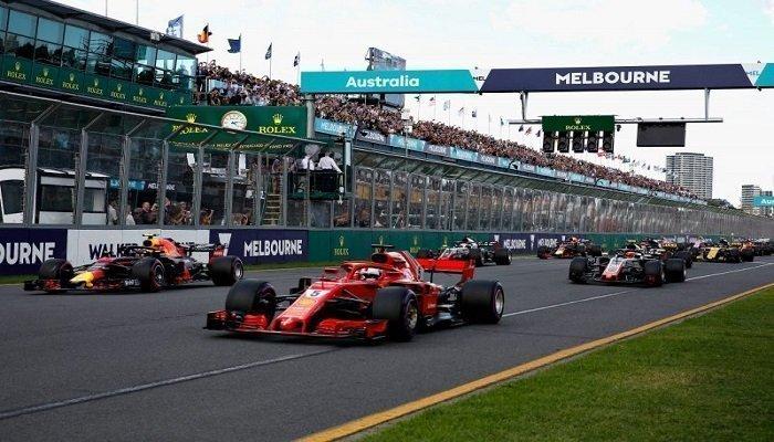 Bet Now on the Australian Grand Prix