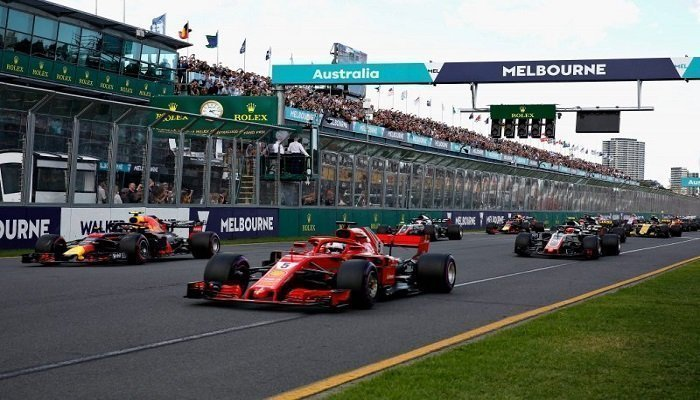 Bet Now on the Australian Grand Prix