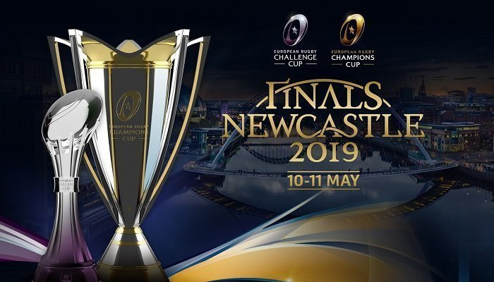 Rugby Union European Champions Cup 2019 1
