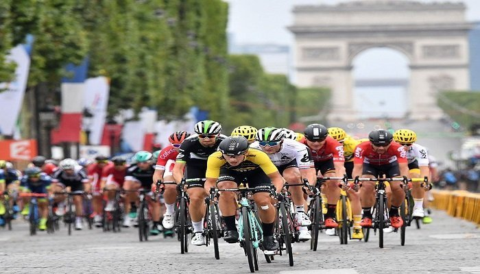Froome Still Leading the Tour de France Betting Markets 1