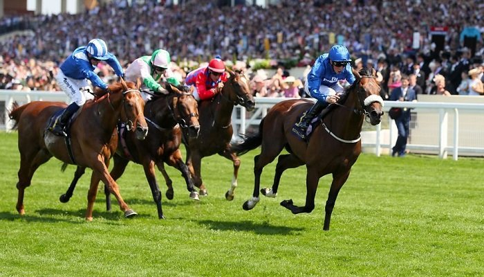 Le Brivido Now 4/1 for Queen Anne Stakes Glory 1