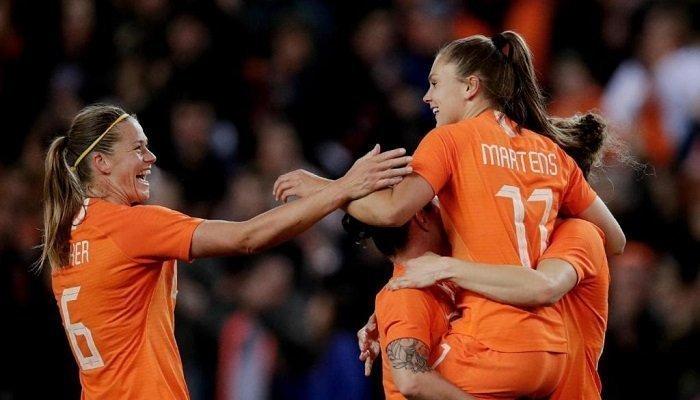 Bet on the USA Women v Netherlands Women Match 1
