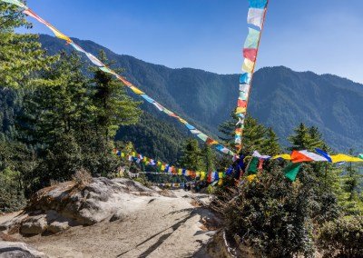 Bhutan Spiritual Tour for 9 Days 8 Nights