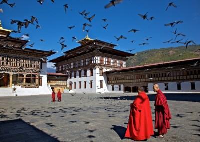 Tour văn hoá Bhutan 6N5Đ