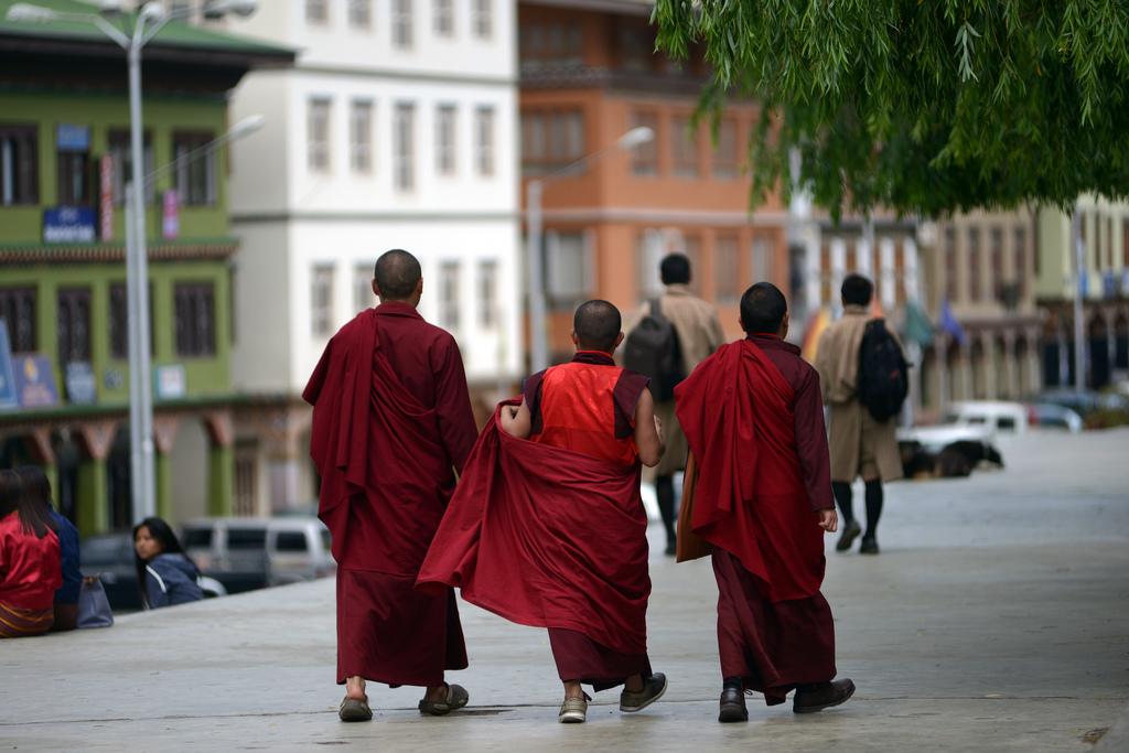 Phật giáo có sức ảnh hưởng lớn đến văn hóa và xã hội tại Bhutan.