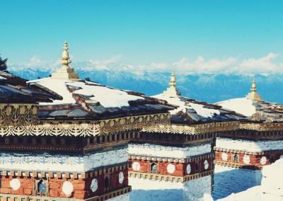 Tour văn hóa Bhutan 5N4Đ (Punakha)