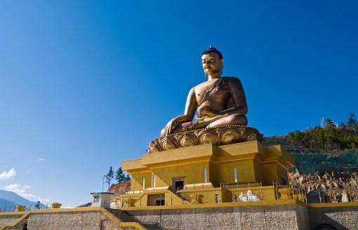 Tour thiền Bhutan 6N5Đ
