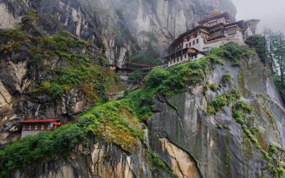 Du lịch Bhutan Mùa Đông: 9 Lý Do Bạn Nên Đón Tuyết Rơi Tại Bhutan