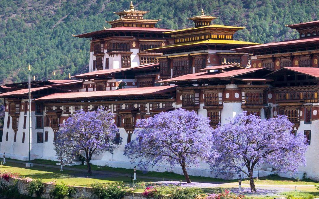 Khám phá văn hoá Bhutan 5N5Đ Paro-Thimphu-Punakha: bay thẳng từ HCM 28.04 – 02.05.2019