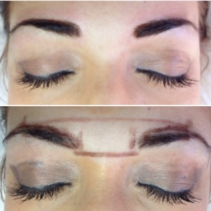 Microblading After & Before Image