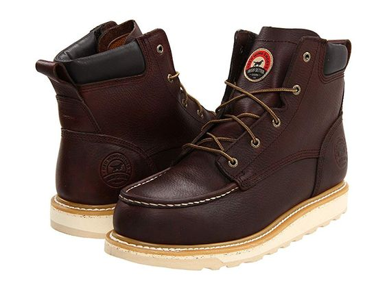 work boots for sore feet