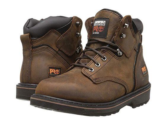 best Steel-Toe Boots for sore feet