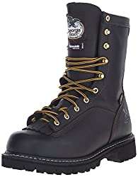 Georgia Boot Lace-To-Toe Gore-Tex Waterproof Insulated Work Boots
