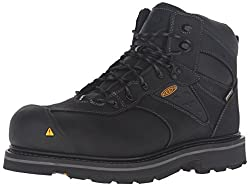 Keen Utility Men's Tacoma Waterproof Work Boots