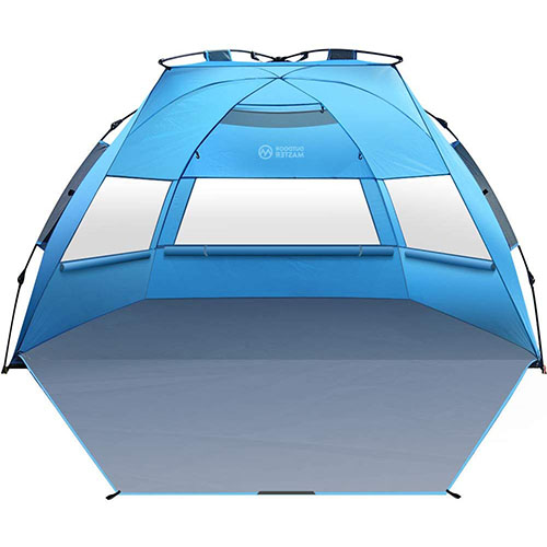 Best Beach Shade Shelters