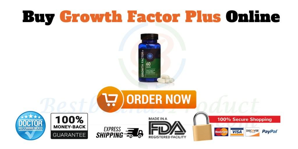 Buy Growth Factor Plus Online