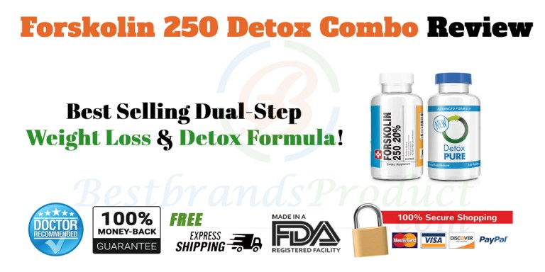 Forskolin 250 and Detox Combo Review