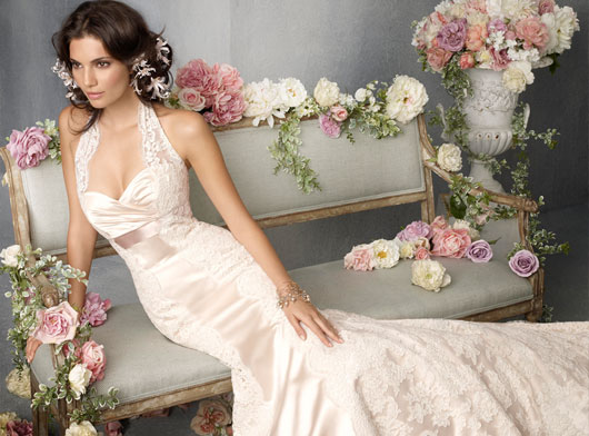 Ten Beautiful Lace Wedding Dresses