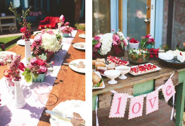 7 Fun Bridal Shower Themes For Summer 2014