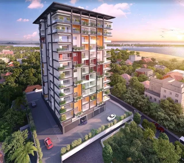 Mangaluru: Elegant river, sea viewing, ready to occupy apartments available at 'Global Riva'