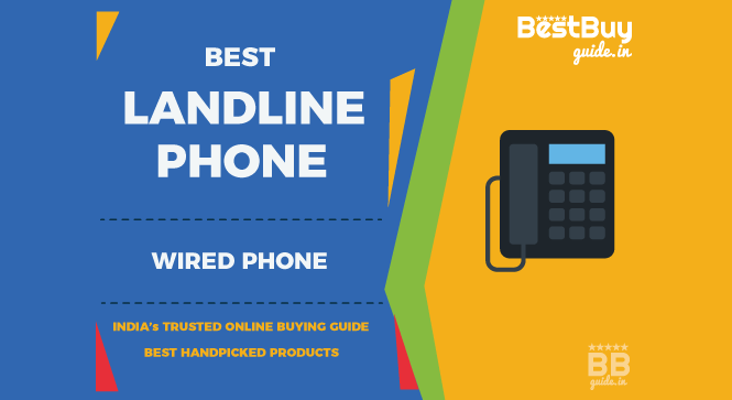 Best Wired Corded Landline Phones in India | Price in India October 2017