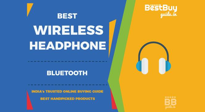 Best Bluetooth Wireless Headphones in India | Price in India October 2017