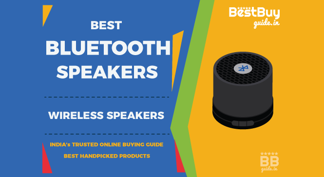 Best Wireless Portable Bluetooth Speakers in India | Price in India October 2017