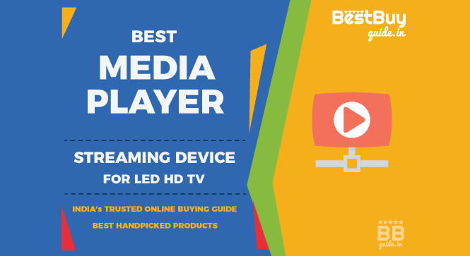Best Smart TV and Media Streaming Devices in India | Price in India October 2017