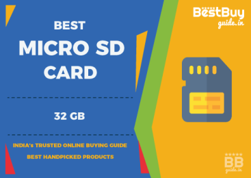 Best 32GB MicroSD Cards for Mobile Phones, Tablets, Action Cameras in India | Price in India November 2017
