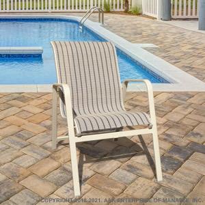 sr50 sling dining chair