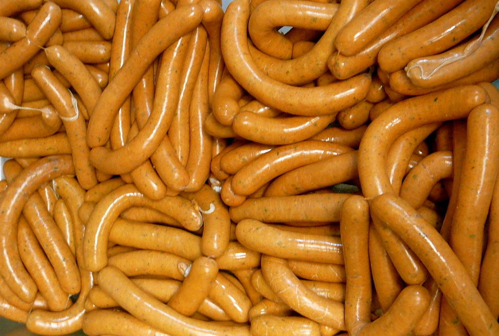 Emulsifying Meat For Hot Dogs