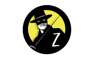 Zorro Cake Design
