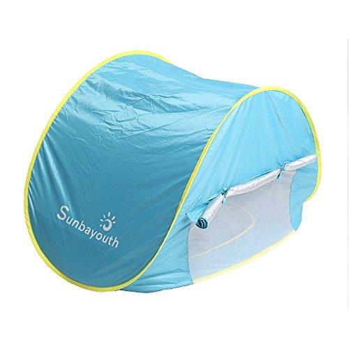 Sunba Youth Pop Up Portable Shade Pool Uv Protection Sun