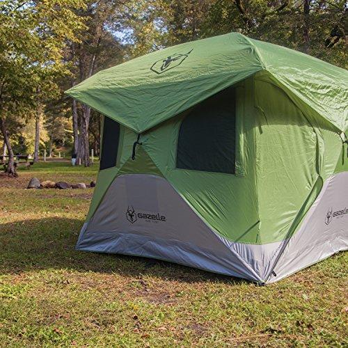 Gazelle 30400 T4 Pop-Up Portable Camping Hub Overlanding ...