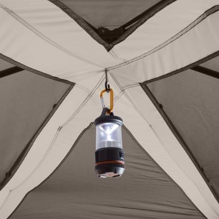 Ozark Trail 11 Person 3 Room 14' x 14' Instant Cabin Tent